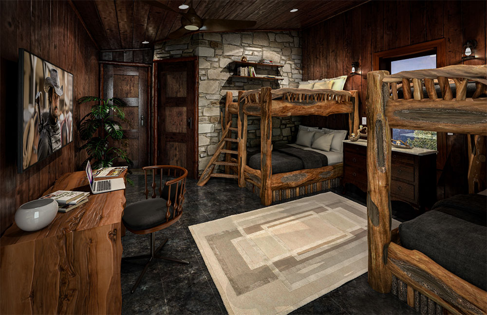 Yellowstone Suite Bunk